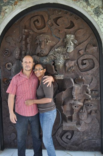 Fox News –  Dominican artist turns home into mosaic-encrusted wonderland, and now a museum